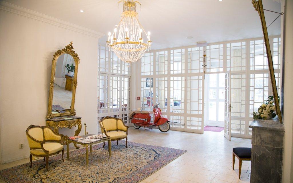 Bad Doberan Hotel Friedrich Franz Palais Lounge Lobby