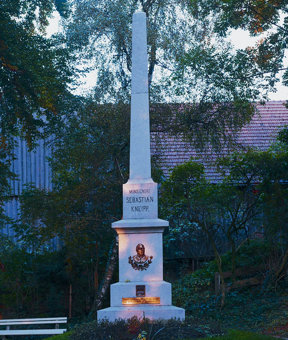 Kneippdenkmal