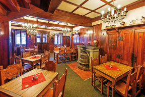 Restaurant-Hotel u Tri Ruze