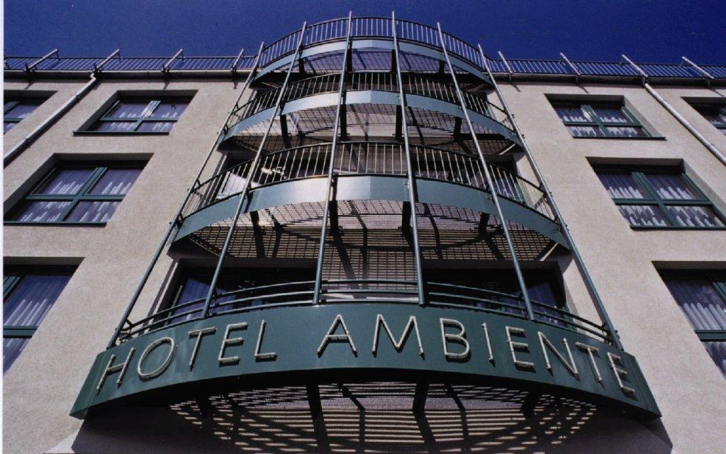 Langenhagen  Nordic Hotel Ambiente aussen