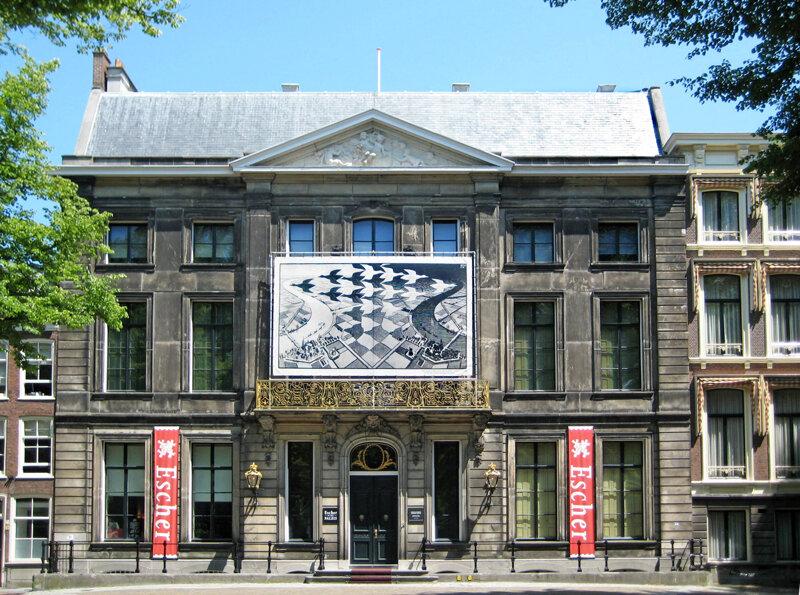 Museum Escher im Palast in Den Haag