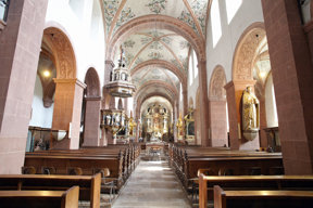 Basilika innen 1