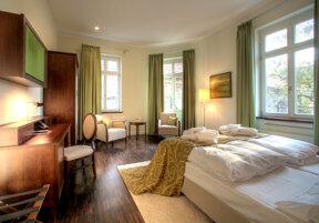 HotelElbresidenz Zimmerbeispiel1