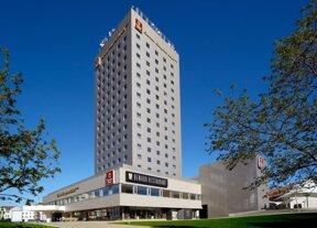 Clarion hotel exterier