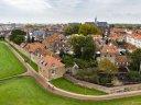 Grün, Gold und Blau für Holland-Liebhaber