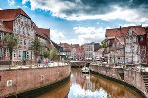 Hafen in Stade Kanal ohne c pixabay
