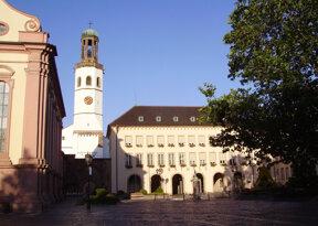 Rathausplatz Frankenthal