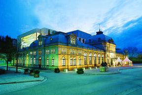 Baden-Baden Festspielhaus C Baden-Baden Kur & Tourismus GmbH