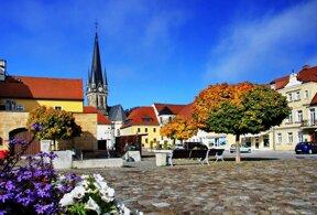 Neustadt Sachsen Marktplatz