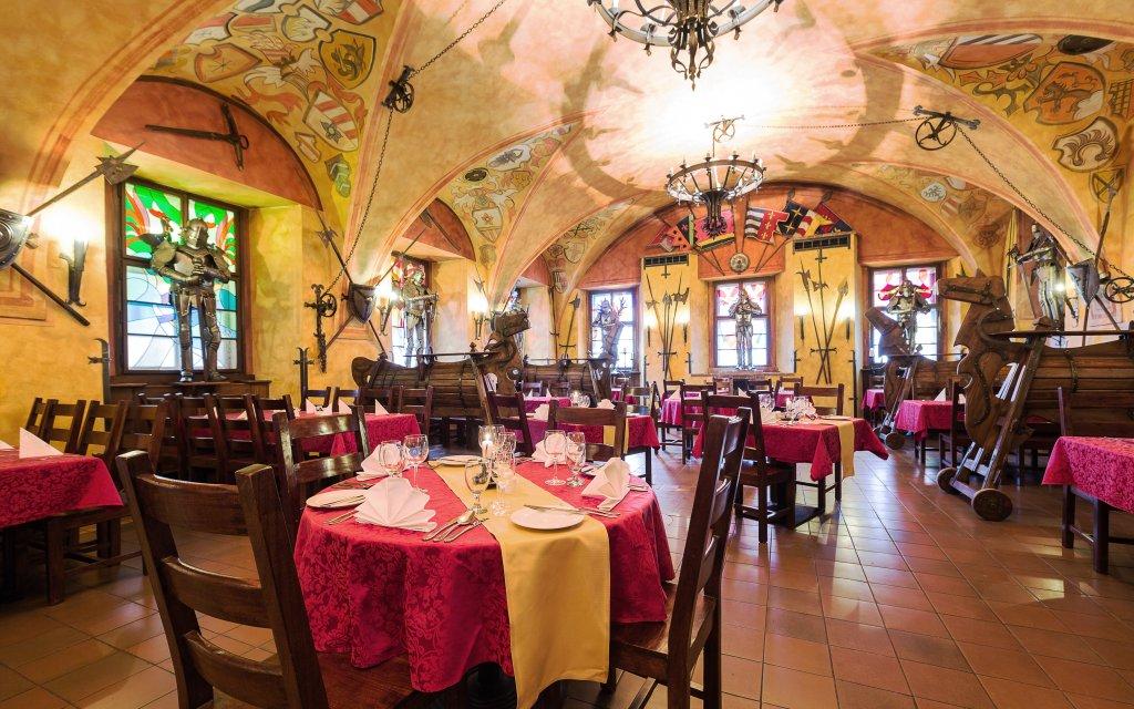 Hotel Kampa Prag Restaurant