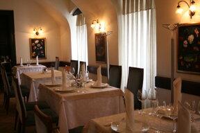 Speisesaal Schloss Mihanovic