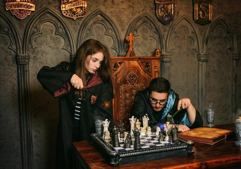 Harry Potter-Raum