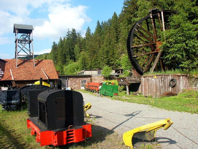 Bergbaumuseum Lauthenthals Glück