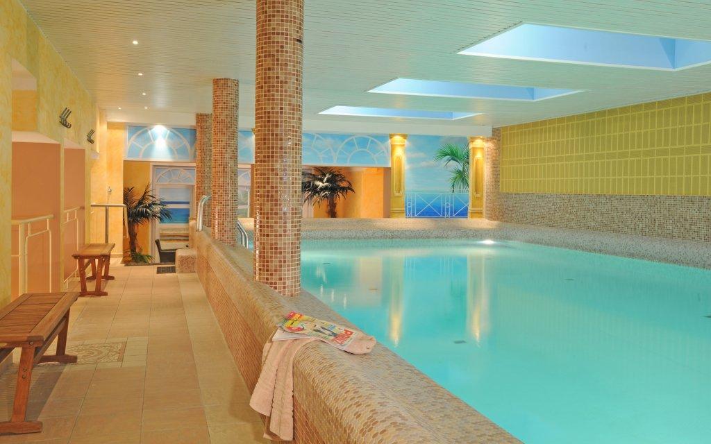 BEST WESTERN Hotel zur Post Bremen Pool Hallenbad