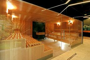 Sauna Hotel Hamiton