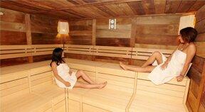 Sauna Frauen