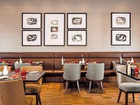 Restaurant cantinetta osteria Ameron Regent Köln 2017 (2)