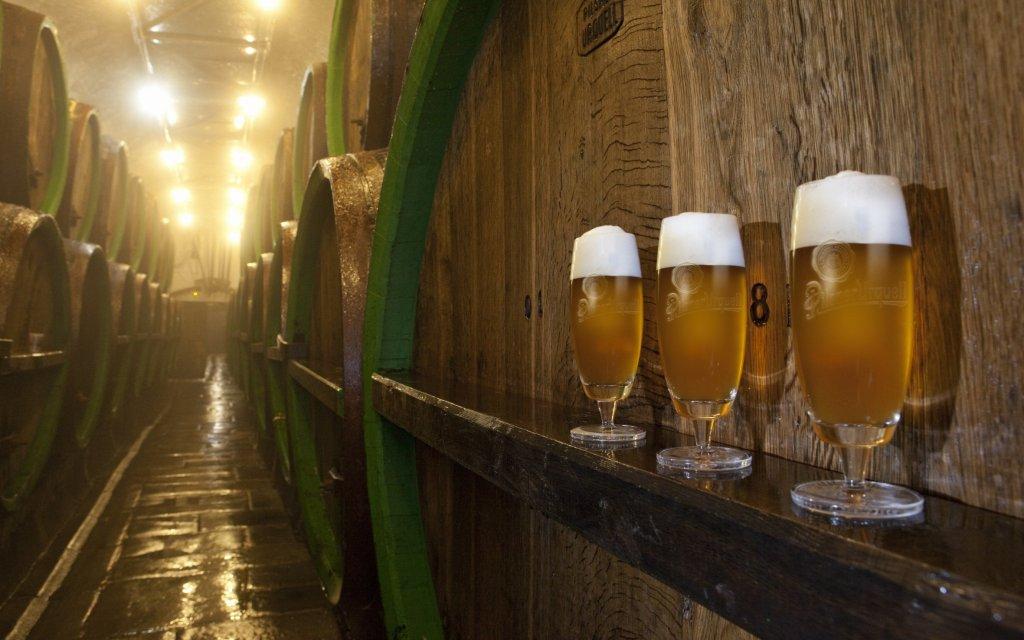 Pilsner Urquell Brauerei in Pilsen