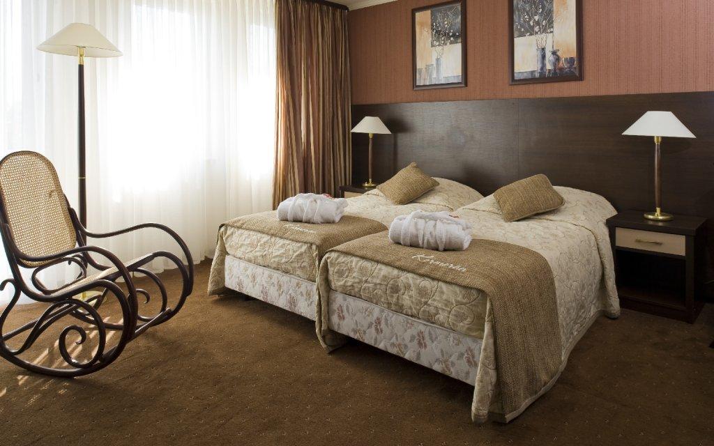 Rowy Kormoran Wellness Medical Spa Zimmer Doppelzimmer
