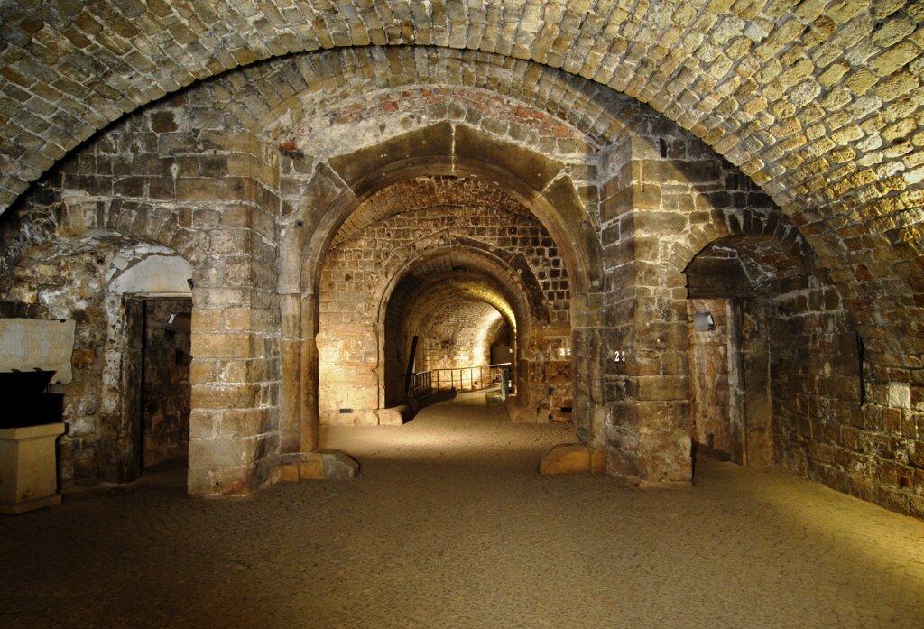 Brühlsche Terasse mit Festung Dresden Ziegeltor c Schlösserland Sachsen