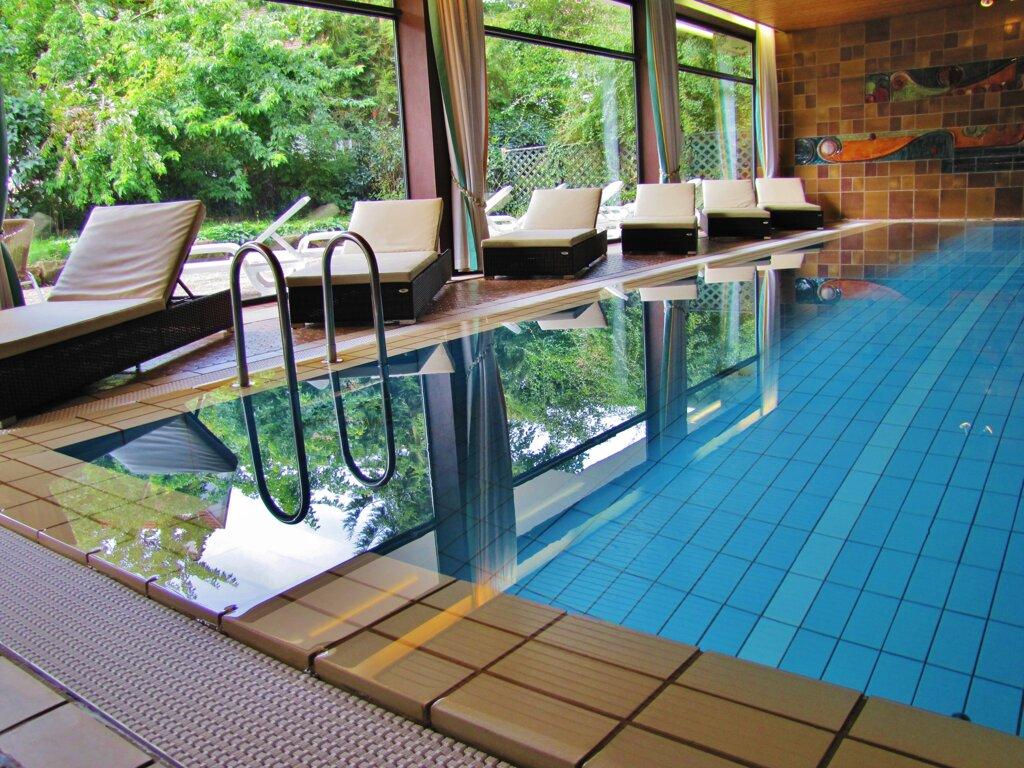 Calw Hotel Kloster Hirsau Pool Hallenbad