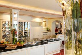 Restaurant Showküche 3
