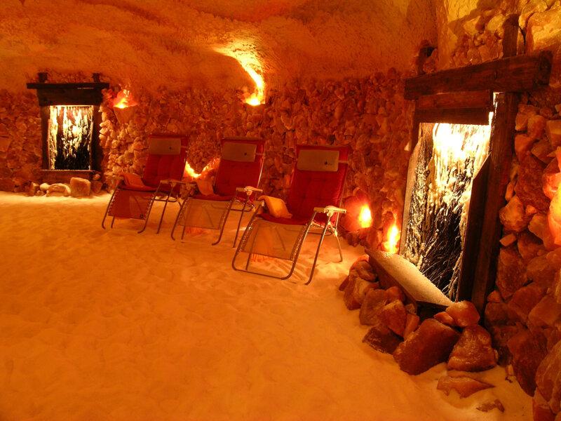 Salzgrotte in Bad Salzuflen