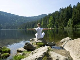 Bayerischer Wald See c Ostbayern Tourismus Andreas Hub