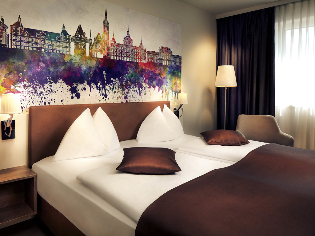 Mercure Hotel Graz City Doppelzimmer