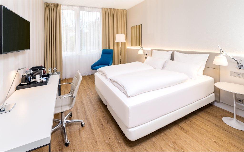 NH Hotel Weinheim Zimmer Doppelzimmer
