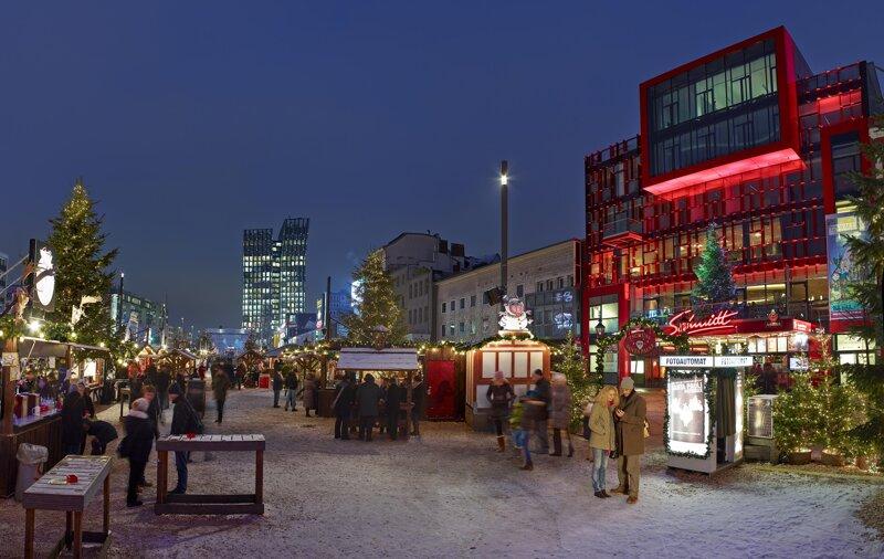 Weihnachtsmarkt Santa Pauli©www.mediaserver.hamburg.de, Foto  Roberto Kai Hegeler