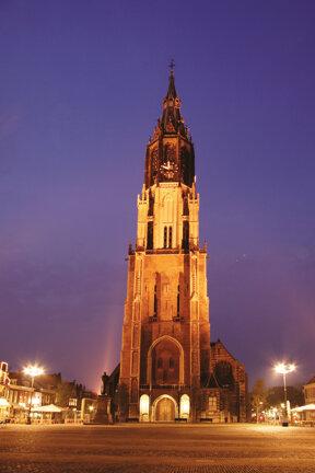 Neue Kirche in Delft