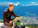 Auszeit unter Deutschlands höchstem Berg