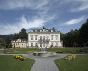 Villa Raczinsky Kloster Marienberg