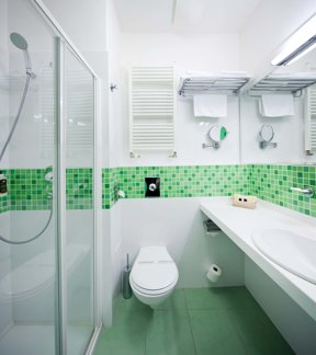 Spa Resort Sanssouci - Green House - Standard Double Room - Bathroom