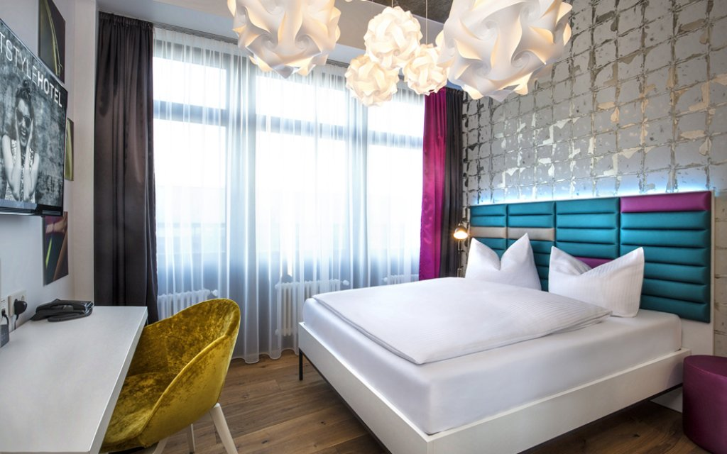 Best Western loftstyle Hotel Stuttgart Doppelpass