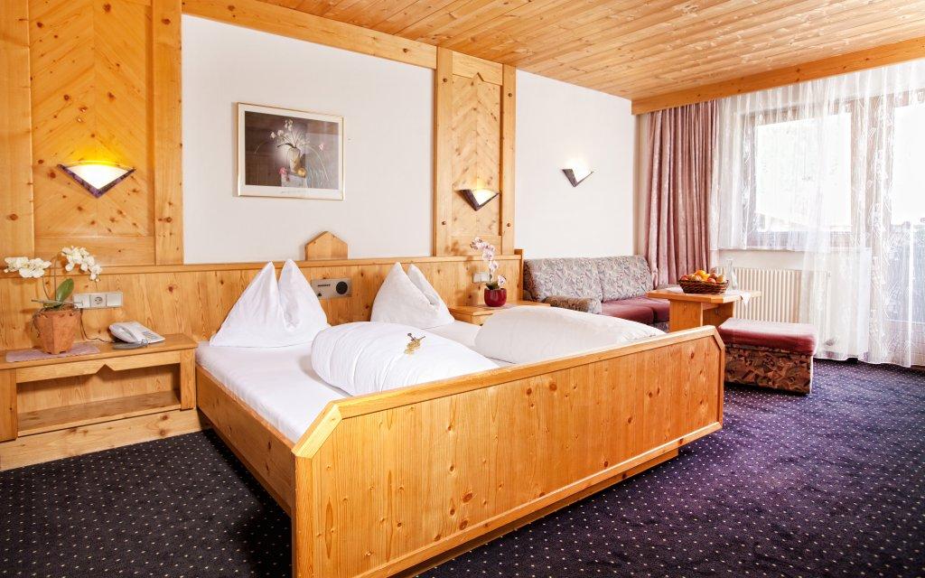 Hotel zum Holzknecht Zimmer Doppelzimmer