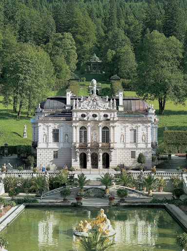 Schloss Linderhof Ettal Spar Mit Reisen Kurzreisen Seit 2001