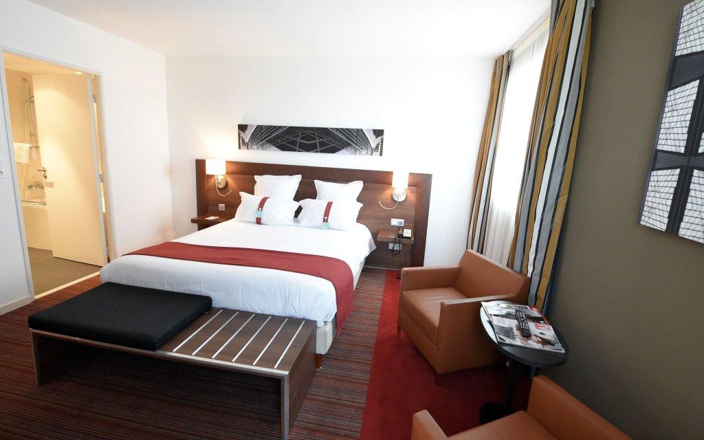 Holiday Inn Mulhouse Zimmer Doppelzimmer