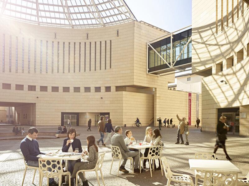 Mart, das Museum für moderne und zeitgenössische Kunst in Rovereto