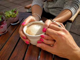 Kaffee paar c pixabay