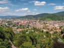 Über den Dächern der Schwarzwald-Metropole