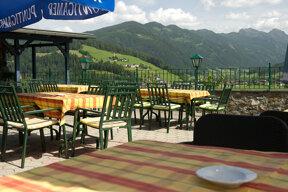 Terrasse Panoramarestaurant