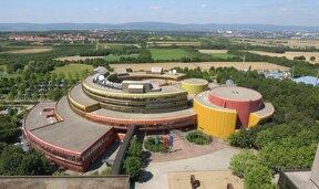 ZDF-Sendezentrum C Landeshauptstadt Mainz