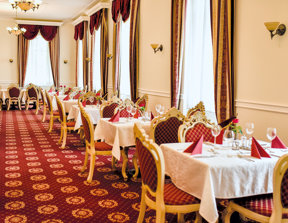 Restaurant-Chateau Kynsperk