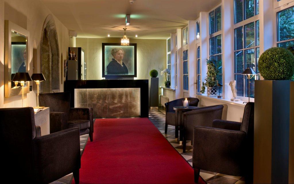 Romantik Hotel Dorotheenhof Weimar Lobby Lounge
