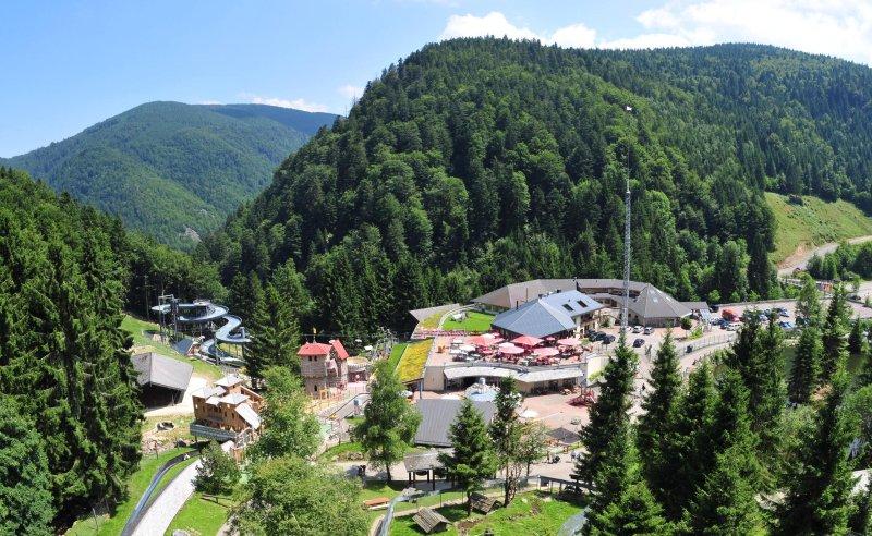 Luftaufnahme Steinwasen Park
