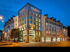 Außenansicht Hotel Fulda Mitte