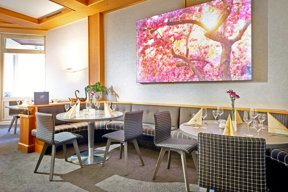 Göbels Hotel Rodenberg Cafe