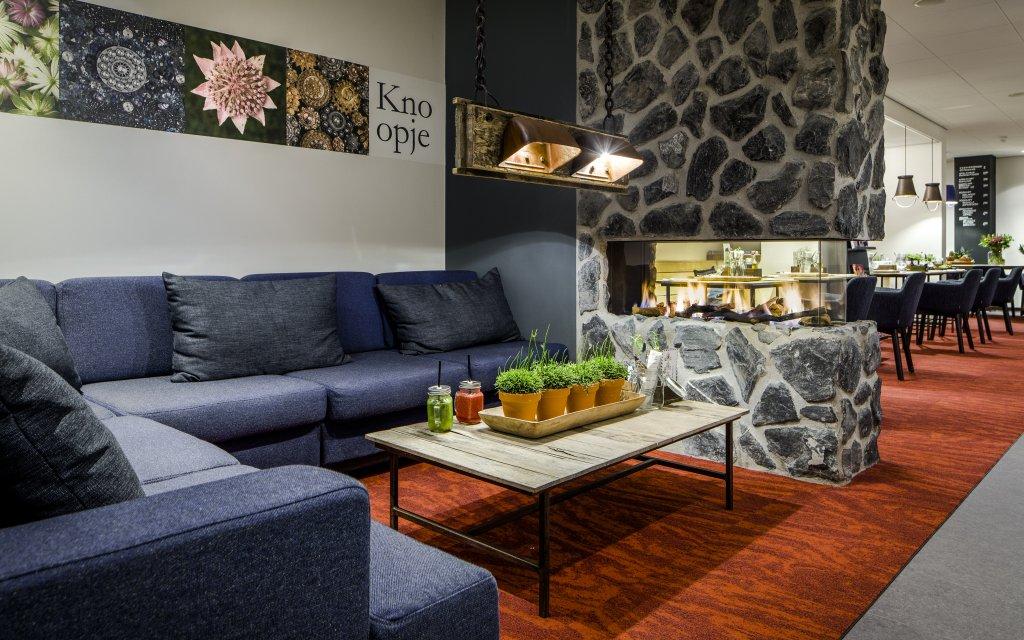 Domburg Badhotel Domburg Lounge Lobby